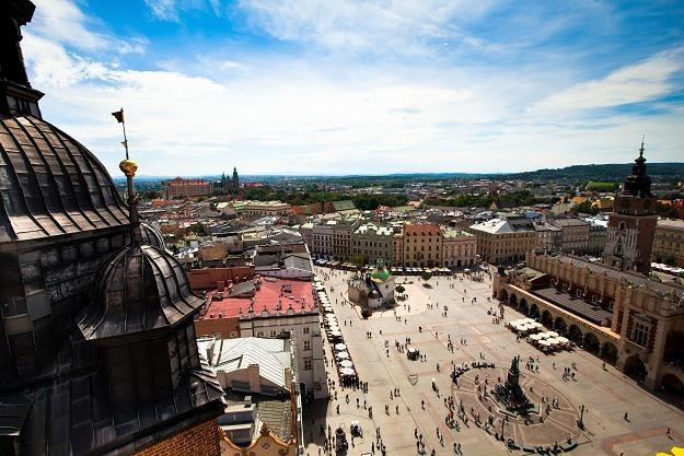 Małopolska zaskoczy także na krakowskim Rynku Głównym /123RF/PICSEL