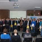 Małopolski Konkurs  Własnych Prac Technicznych w Zespole Szkół Elektrycznych Nr 2 w Krakowie