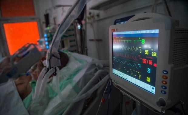 Małopolski wojewoda: Sytuacja respiratorowa należy do najtrudniejszych w kraju