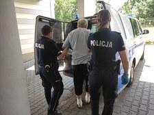 Małopolskie: 60-latek podpalił dom i groził synowi, że go zabije