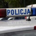 Małopolskie: 81-letni kierowca uciekał przed policją, potrącił funkcjonariuszkę