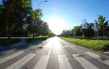 Małopolskie: Dzieci wbiegły zza autobusu wprost pod auto. Trafiły do szpitala