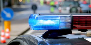 Małopolskie: Pijany kierowca bmw potrącił policjantów