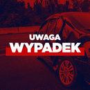 Małopolskie: Pociąg uderzył w samochód. Auto wyrzuciło do rowu