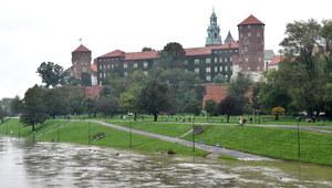 Małopolskie: Wciąż obowiązują stany alarmowe