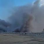 Małopolskie: Wybuch na Zakopiance. Jedna osoba poszkodowana