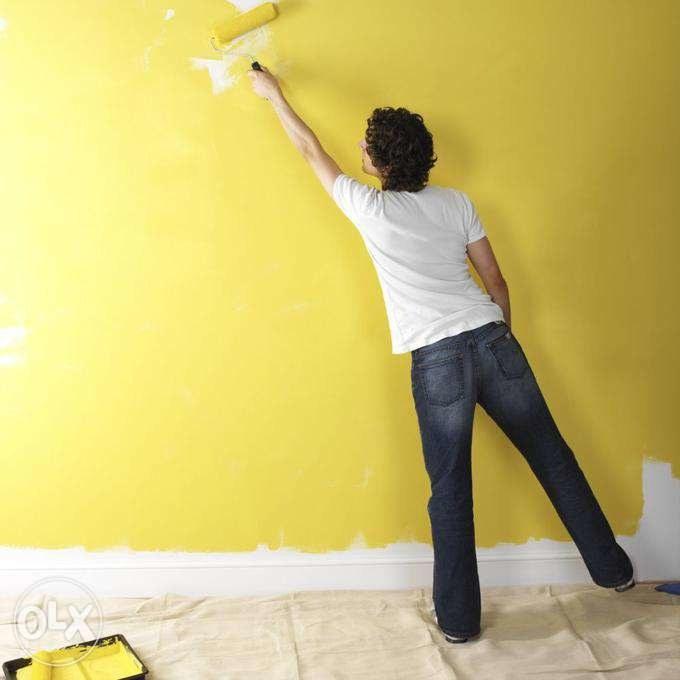 Malowanie ścian porady /© Photogenica