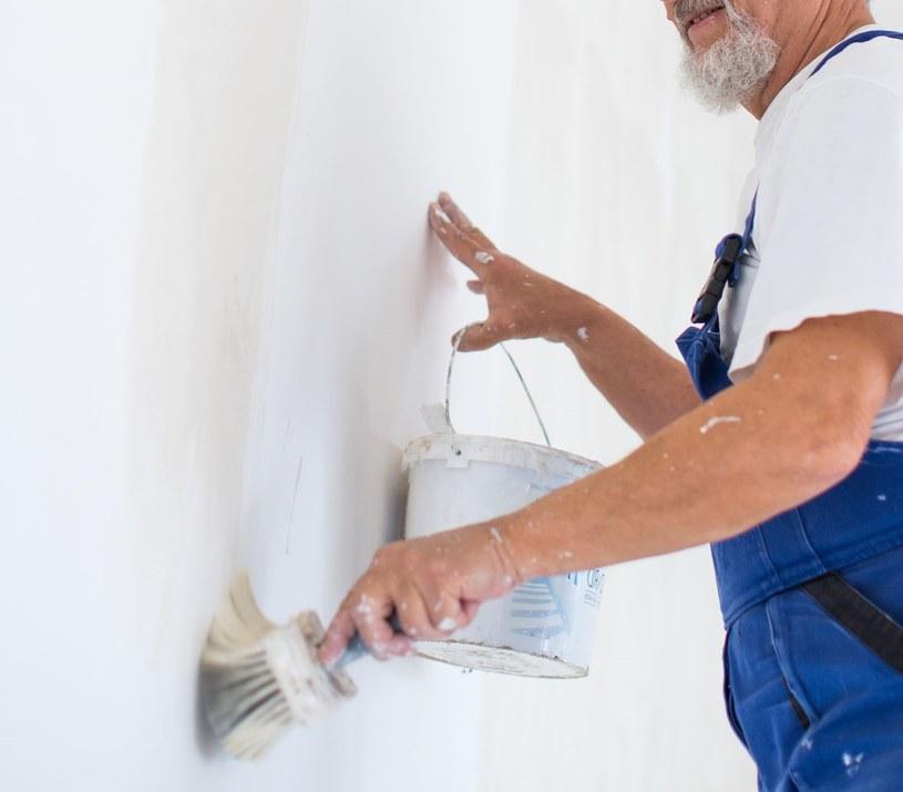 Malowanie ścian /©123RF/PICSEL