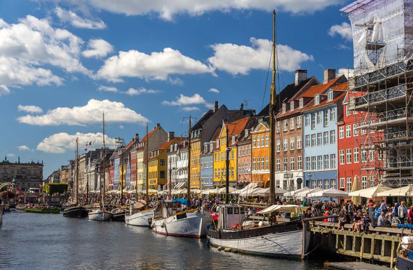 Malownicza uliczka w Kopenhadze /123RF/PICSEL