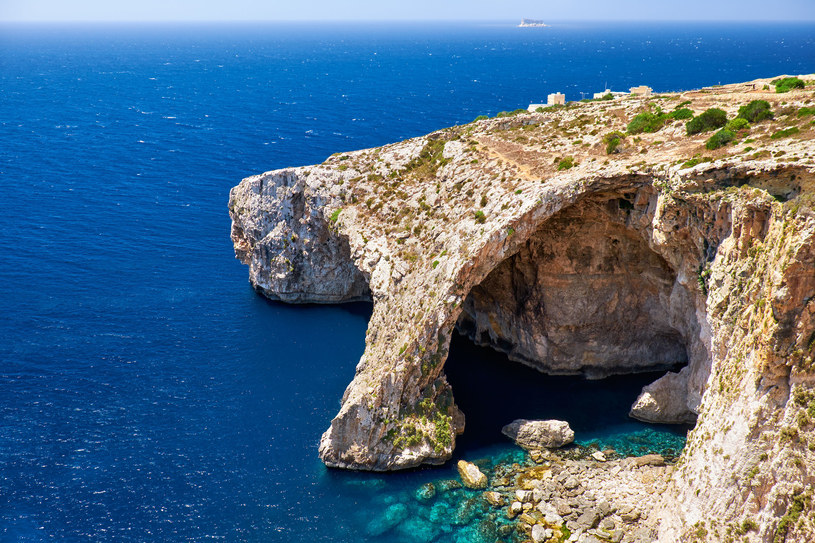 Malta: Blue Grotto /123RF/PICSEL