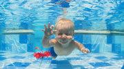 Maluch na basenie: Zalety pływania