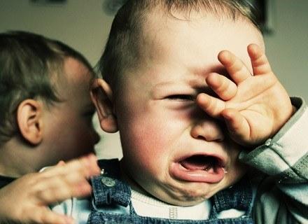 Maluch uczy się, że uderzenie drugiej osoby to środek do celu /© Panthermedia