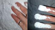 Malują śnieg na biało, żeby ukryć brud