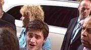 Malutki Daniel Radcliffe promuje swój film
