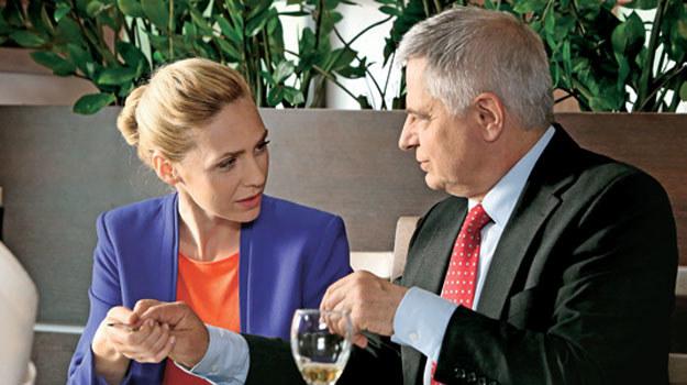 Malwina i Waldemar nawiążą romans /Świat Seriali