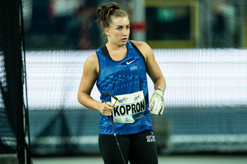 Malwina Kopron /Aleksandra Szmigiel /Reporter