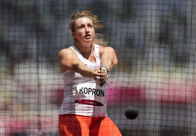 Malwina Kopron /FRANCK ROBICHON /PAP/EPA