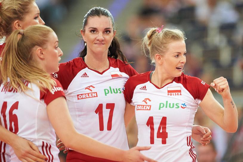 Malwina Smarzek-Godek (nr 17) /Łukasz Szeląg/Reporter /East News
