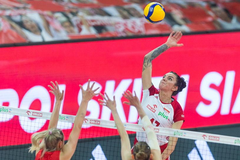 Malwina Smarzek i koleżanki nie sprostały Holenderkom /Foto Olimpik/NurPhoto /Getty Images