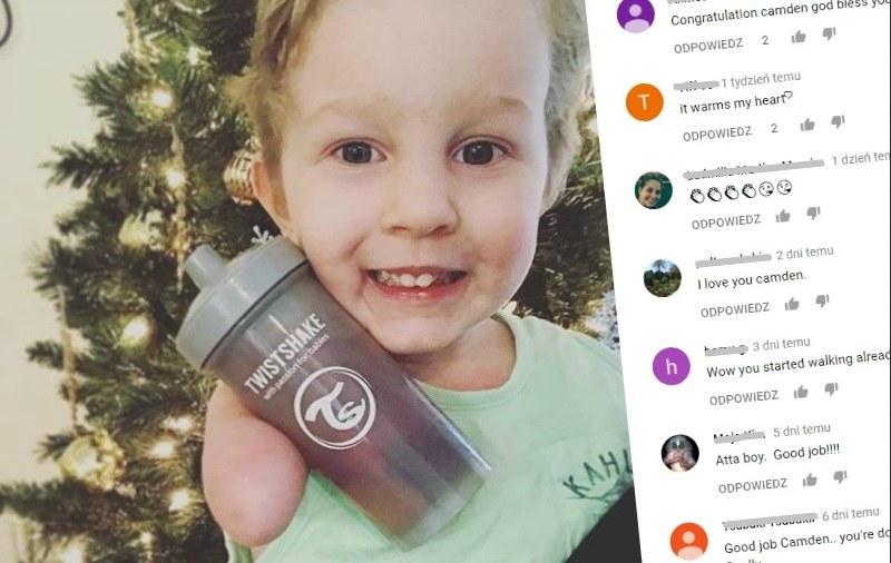 Mały Camden dokonał niemożliwego /Instagram /materiały prasowe