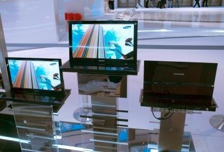 Mały OLED w wydaniu Samsunga /INTERIA.PL