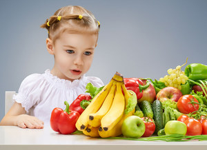 Mały wegetarianin