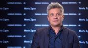 """Mały zgon"": Piotr Grabowski o serialu"