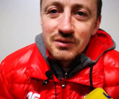 Małysz o złotym medalu Stocha na IO w Pjongczangu. Wideo