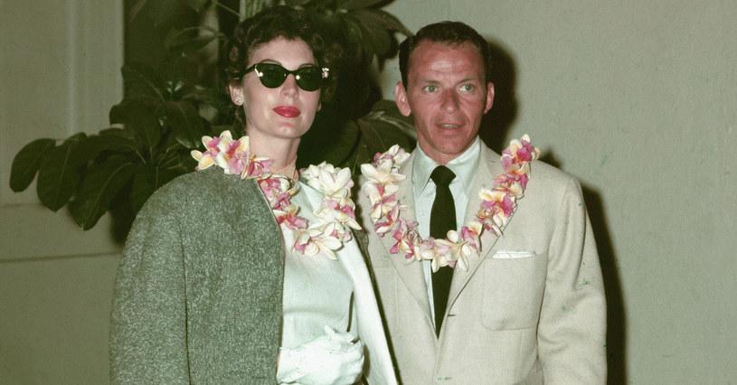 Małżeństwo Avy Gardner i Franka Sinatry przetrwało 7 lat /Pictorial Parade  /Getty Images