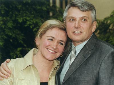 Małżeństwo Bochenków było niezwykłe  /AKPA