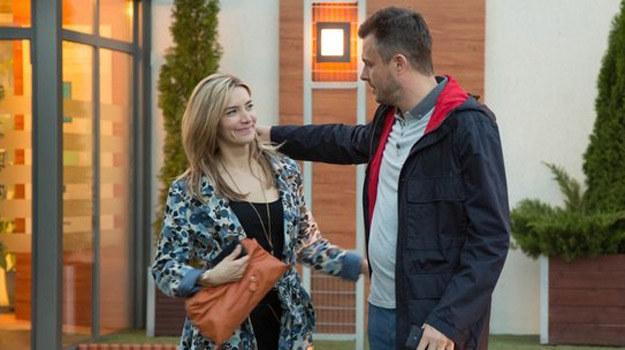 Małżeństwo Hany i Piotra tylko z pozoru wygląda na szczęśliwe. /www.nadobre.tvp.pl/