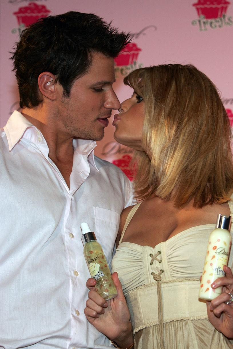 Małżeństwo pary przetrwało cztery lata /Evan Agostini /Getty Images