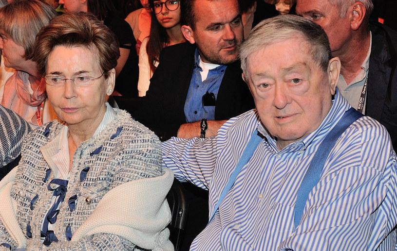 Małżeństwo Walterów to legenda telewizji! /MWMedia