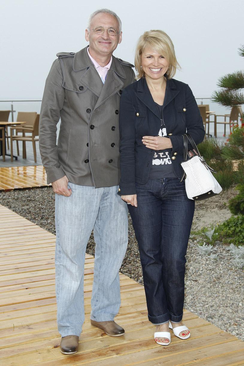 Małżonkowie znów są ze sobą szczęśliwi /Engelbrecht /AKPA