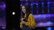 """""""Mam talent"""": 12-letnia Ashley Marina w kolejnym etapie. Simon Cowell przerywał jej dwa razy"""