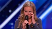"""""""Mam talent"""" 13-latka zaśpiewała dla chorego ojca"""