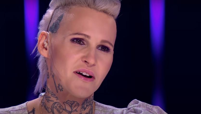 """""""Mam talent"""": Agnieszka Chylińska i Złoty przycisk dla duetu Eyal i Julia"""