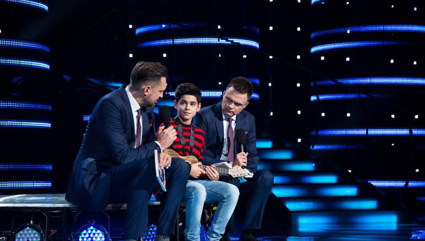 """""""Mam talent"""": Igor Konieczny wygra program?"""