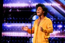 """""""Mam talent"""": Jimmie Herrod podbija sieć. Musiał przekonać Simona Cowella do piosenki"""