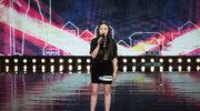 """""""Mam talent"""": Złoty Przycisk dla Mileny Le Minh"""