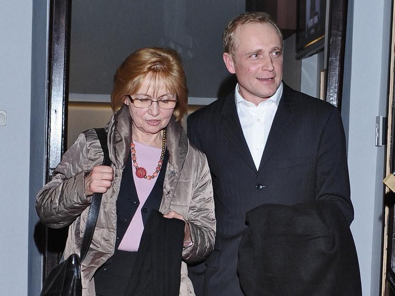 Mama aktora ma ogromny wpływ na jego życie i decyzje  /Andras Szilagyi /MWMedia