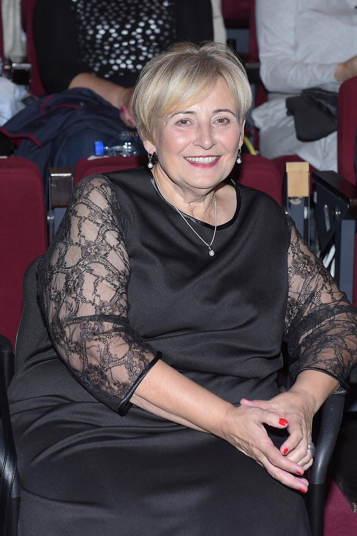 Mama Ani, pani Krystyna Przybylska /Kurnikowski /AKPA