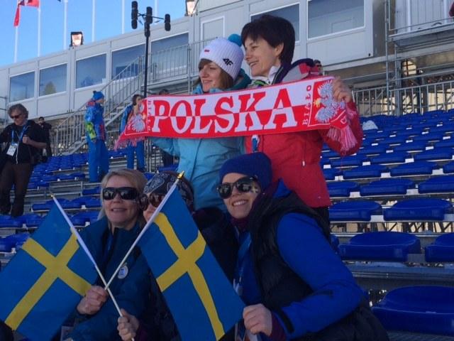 Mama i siostry Szwedki Charlotte Kalli /Małgorzata Steckiewicz /RMF FM