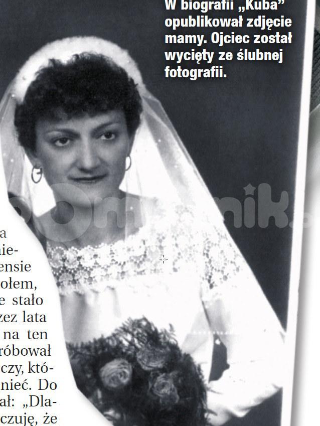 Mama Kuby Błaszczykowskiego /Dobry Tydzień
