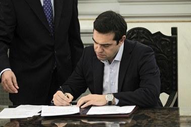 Mama premiera Grecji: Syn nie je i nie śpi