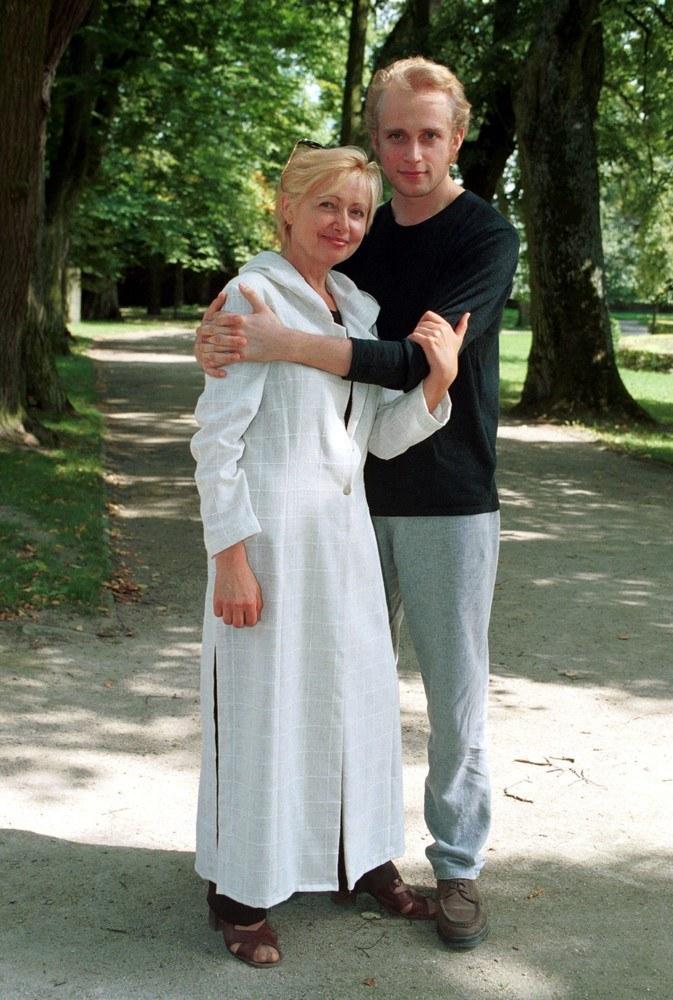 Mama to najważniejsza kobieta w życiu Piotra! /- /East News