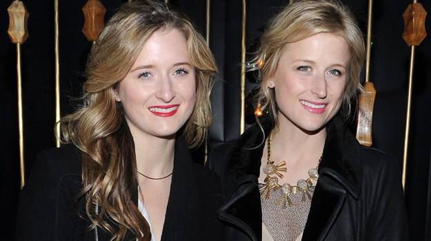 Mamie i Grace Gummer /Larry Busacca /Getty Images