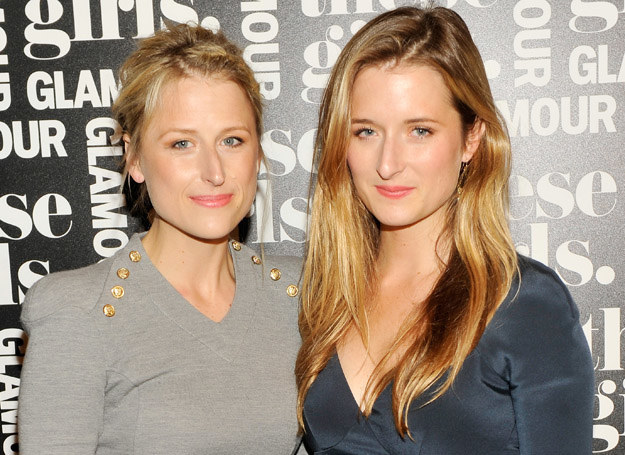 Mamie i Grace Gummer /Getty Images