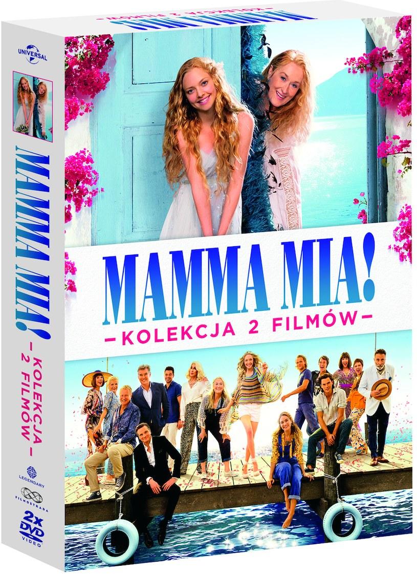 """""""Mamma Mia!"""": Kolekcja dwóch filmów /materiały prasowe"""