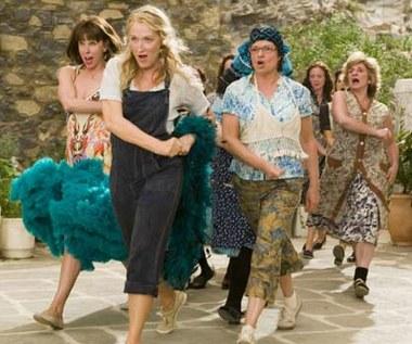 Mamma Mia! Meryl Streep jak Grek Zorba